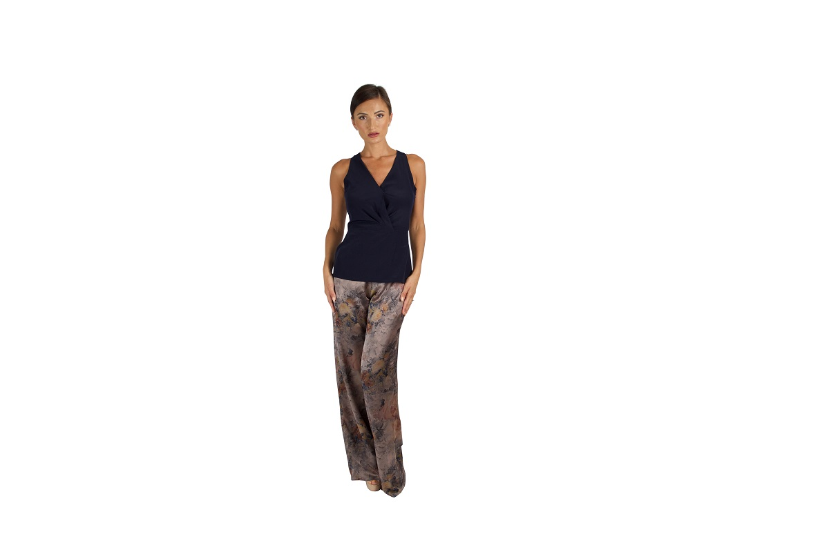 74ff0c6b015 ESCALE S PRINTED SILK SATIN STRAIGHT FIT PANTS – Escale Designs
